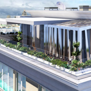 progetto penthouse mosca