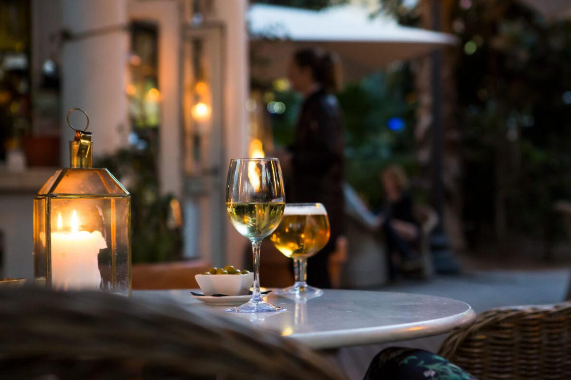 Coperture esterne dehor ristoranti locali campa srl